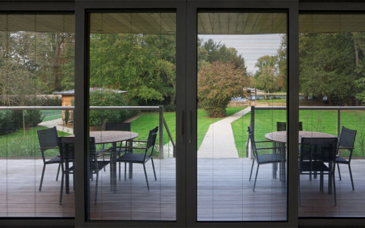Patio doors in Nottingham
