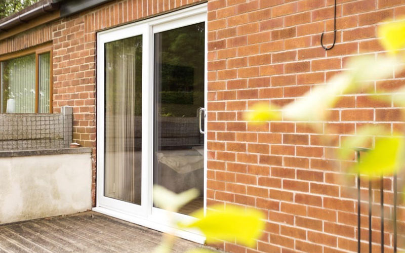 replacement of patio doors
